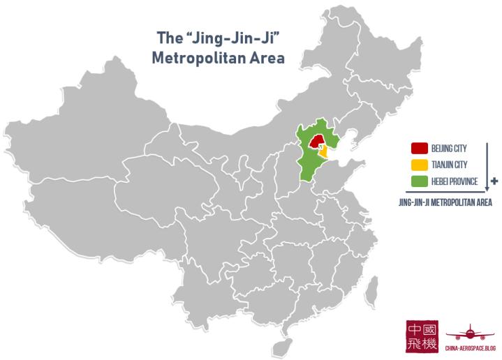 JingJinJi metropolitan area2